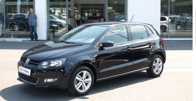 VOLKSWAGEN POLO 1.2 Match