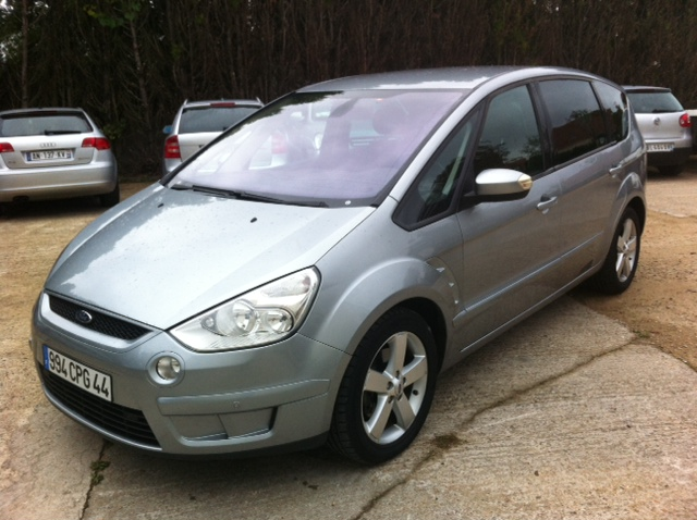 FORD S MAX 1.8TDCi 7 SEATS 2007 Titanium French reg