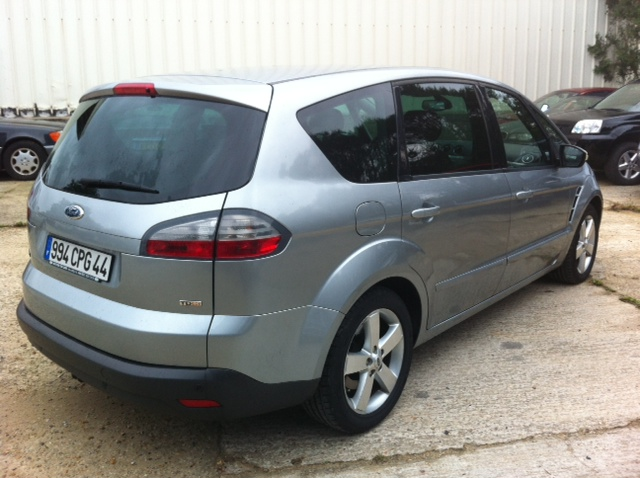 FORD S MAX (07/2007) - SILVER - lieu: