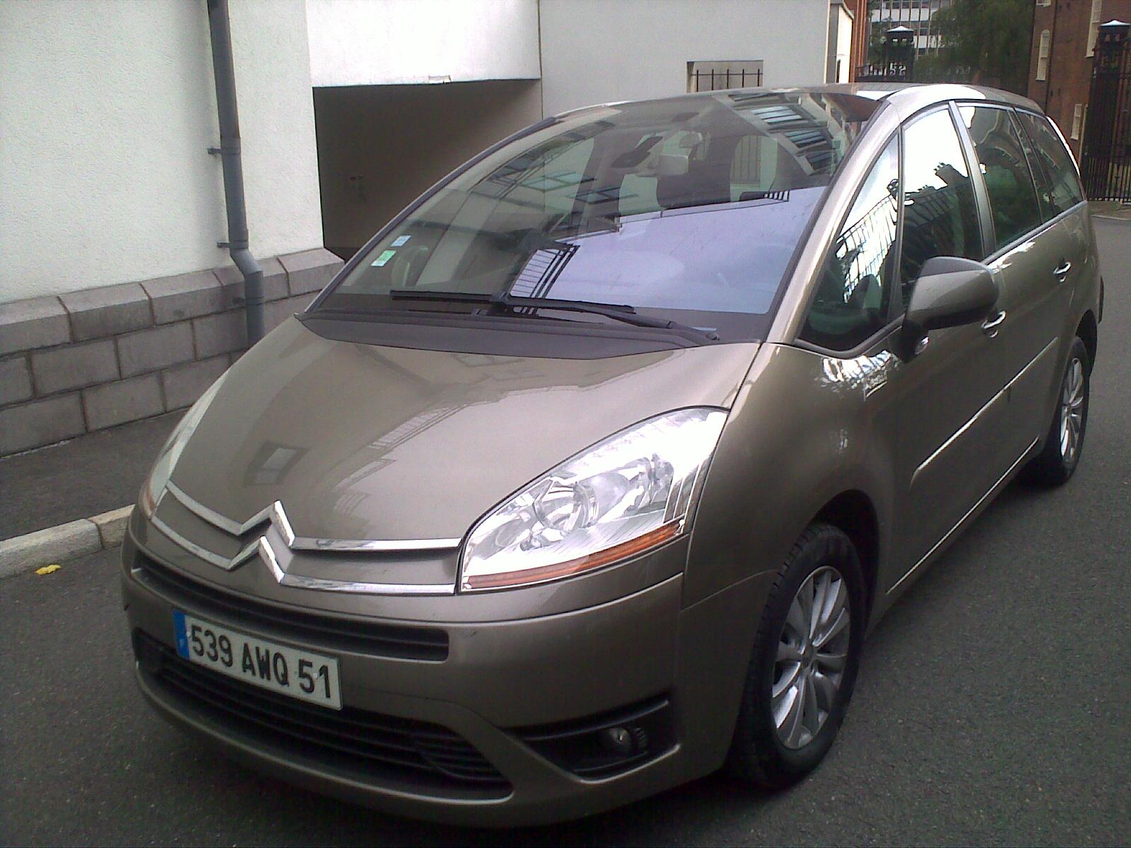 CITROEN C4 GRAND PICASSO 2.0 HDI 136 7 SEATS