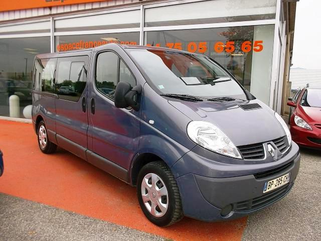 RENAULT TRAFIC 2.0 DCI 90 L2H1 Expression