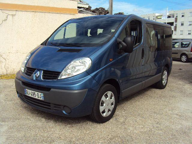 RENAULT TRAFIC 2.0 DCI 90 L1H1 Expression