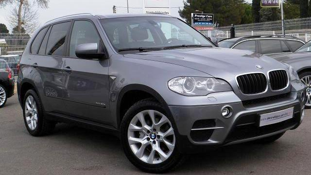 BMW X5 3.0d LUXE