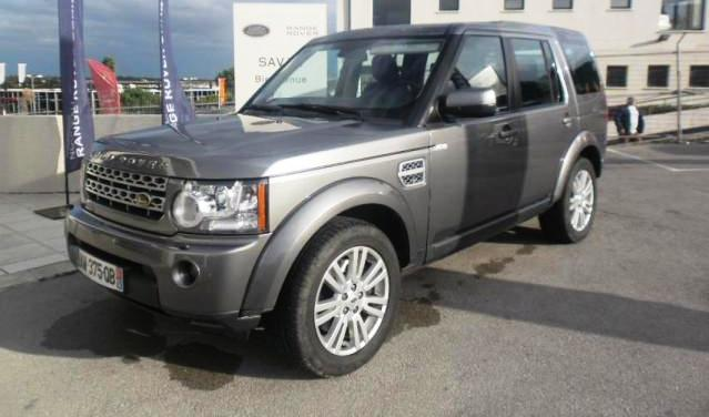 LANDROVER DISCOVERY IV SDV6 245 DPF HSE