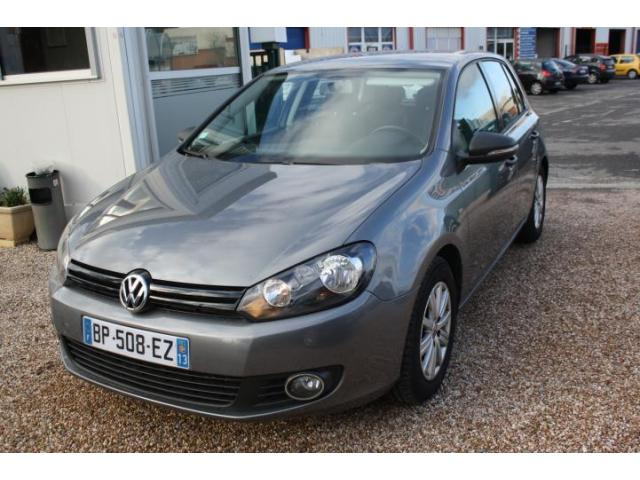 VOLKSWAGEN GOLF VI 1.6 TDI 105 FAP CR BLUEMOTION 99GR TRENDLINE