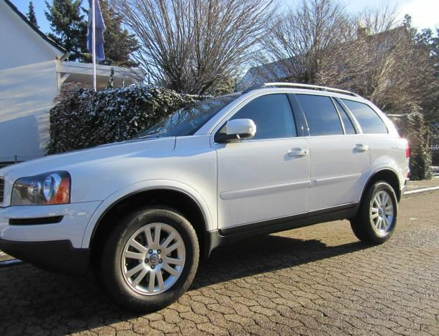 VOLVO XC 90 D5 Summum 7 Seats