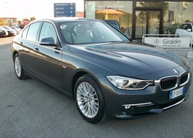 BMW 3 SERIES 320D LUX