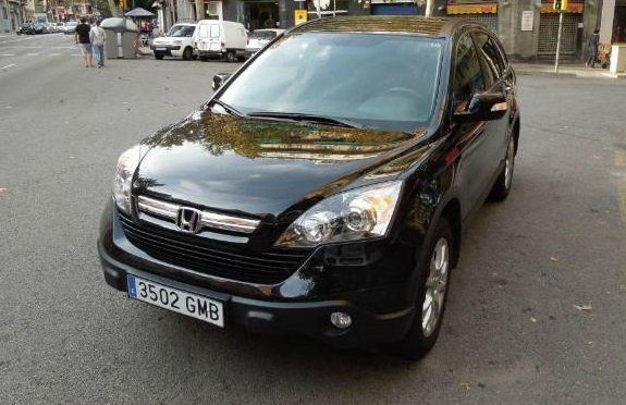 HONDA CR V 2.2 CTDI Executive