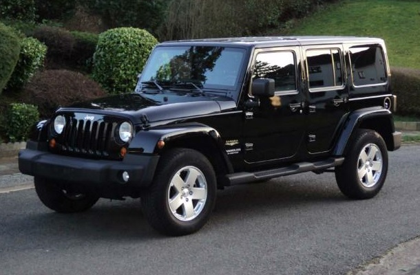 JEEP WRANGLER 2.8 CRD Sahara Unlimited