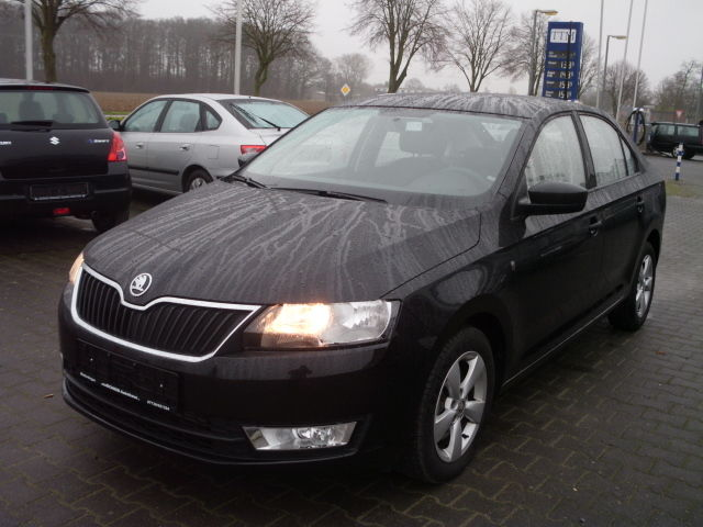 SKODA  Rapid 1,6 TDI Active 105