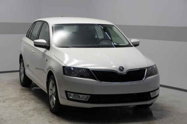 SKODA  Rapid 1.6 tdi Spaceback Ambition