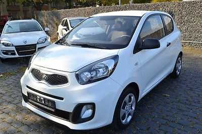 lhd kia picanto 12 2013 white lieu. Black Bedroom Furniture Sets. Home Design Ideas