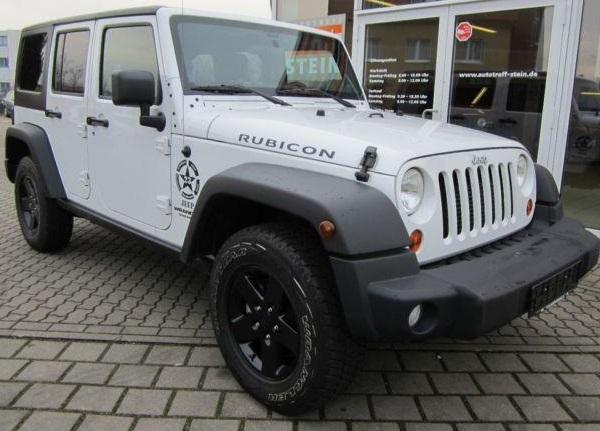 JEEP WRANGLER 2.8 CRD Unlimited Rubicon