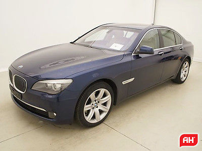 BMW 7 SERIES 730 D PERFORMANCE
