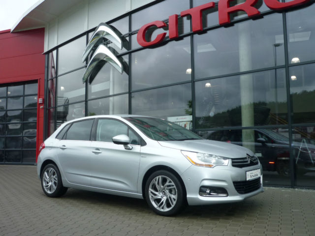 CITROEN C4 VTi 120 Exclusive