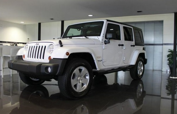 JEEP WRANGLER 2.8CRD Unlimited Sahara