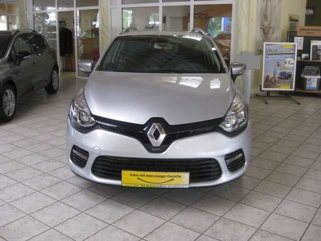 RENAULT CLIO IV GT TCe 120EDC