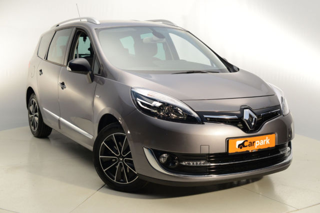 RENAULT GD SCENIC 1.4 TCe 130PS Bose Edition