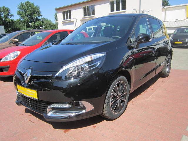RENAULT SCENIC Bose Edition dCi 110 EDC