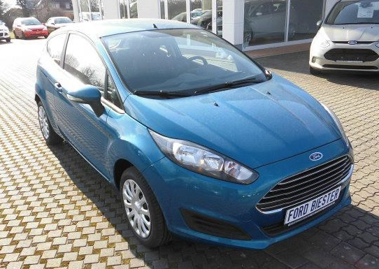 FORD FIESTA 1.0 Eco Boost 101BHP Trend NEW CAR