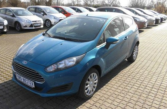 Left hand drive FORD FIESTA 1.0 Eco Boost 101BHP Trend NEW CAR