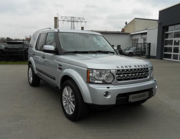 LANDROVER DISCOVERY 3.0 SDV6 HSE
