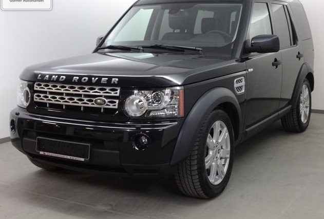 LANDROVER DISCOVERY 3.0 TDV6 S 7 Seater
