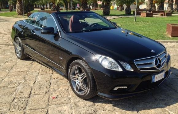 MERCEDES E CLASS 250 CDI AMG STYLE