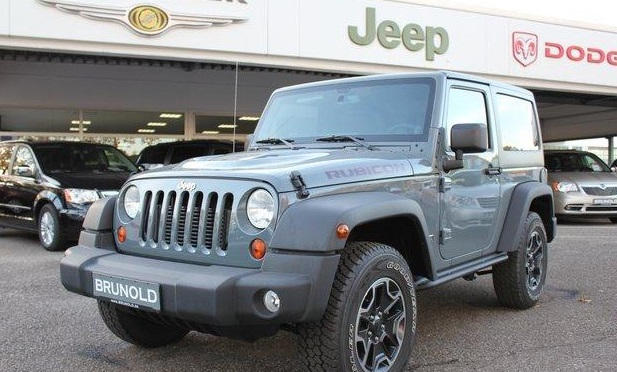 JEEP WRANGLER 2.8 CRDI RUBICON 10TH ANNIVERSARY SPECIAL EDITION