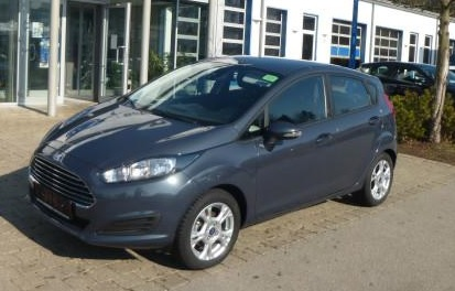 FORD FIESTA 1.0 Eco Boost Champions Edition 100b hp