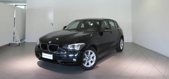 BMW 1 SERIES 118 d Unique