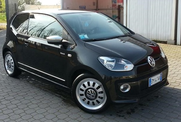 VOLKSWAGEN UP 1.0 75CV HIGH UP!