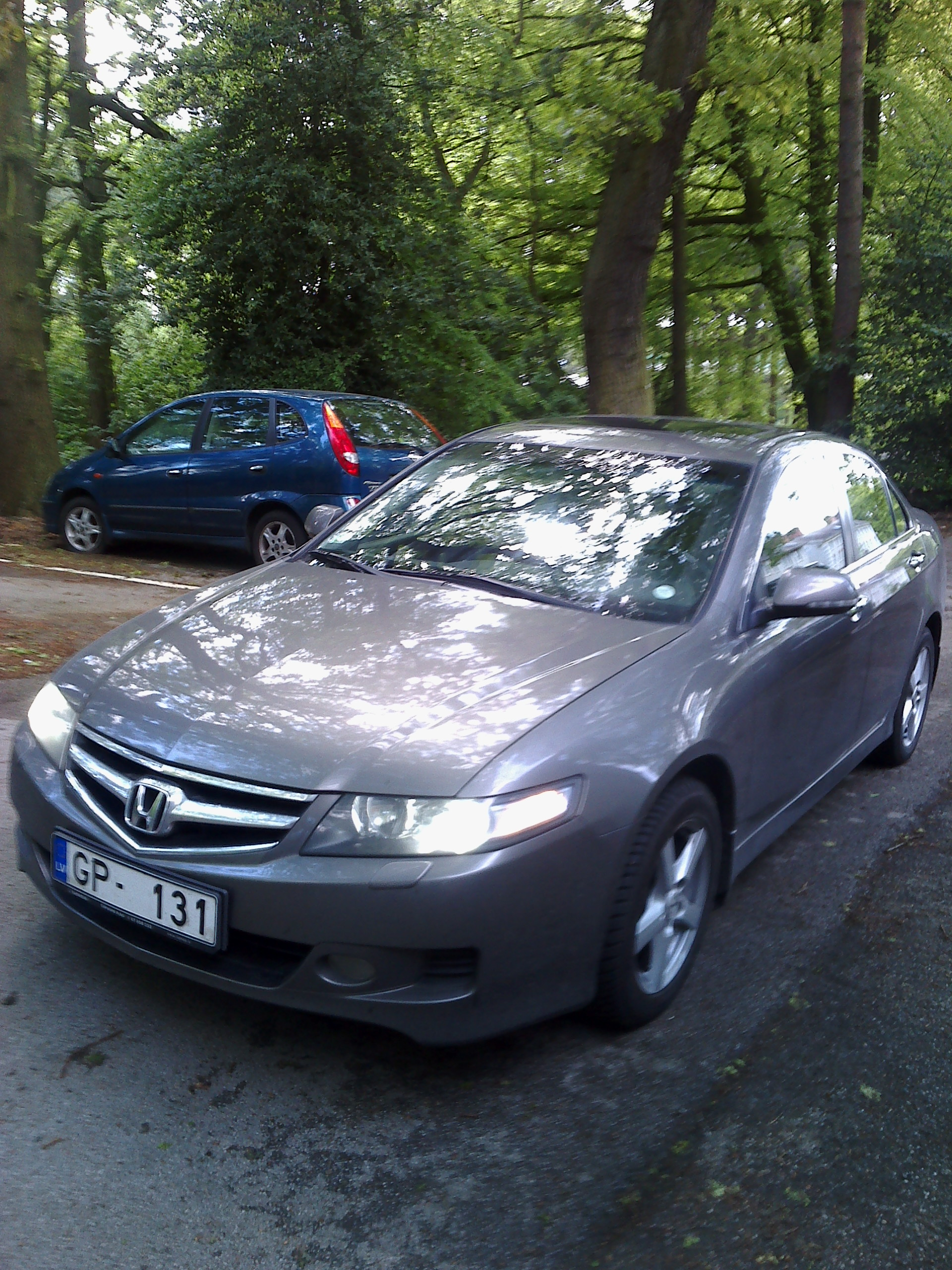 HONDA ACCORD 2.4 AUTOMATIC SE