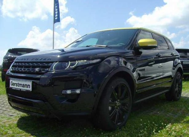 LANDROVER RANGE ROVER EVOQUE 2.2 SD4 YELLOW EDITION