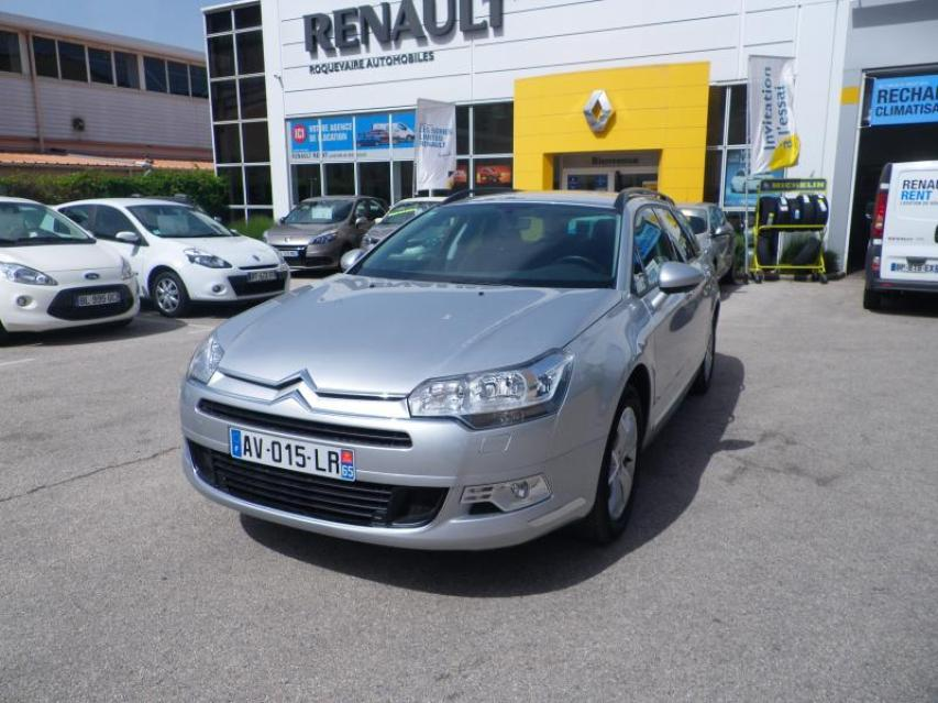 CITROEN C5 II TOURER 2.0 HDI 140 FAP DYNAMIQUE FRENCH REG