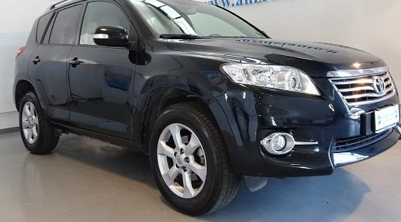 TOYOTA RAV 4 2.2 D-4D 150 CV Exclusive
