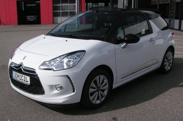 CITROEN DS3 1.2 VTI 82 bhp So Chic CABRIOLET