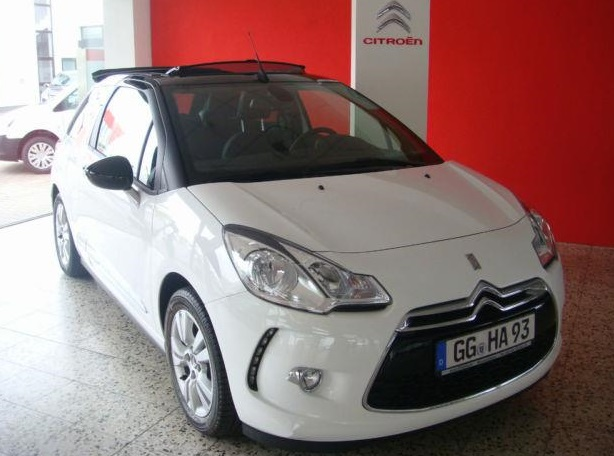 CITROEN DS3 1.6 VTI 120 bhp So Chic CABRIOLET