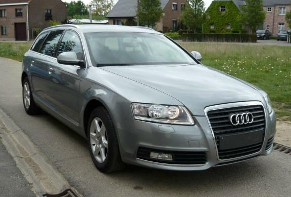 AUDI A6 2.0 TDI Estate