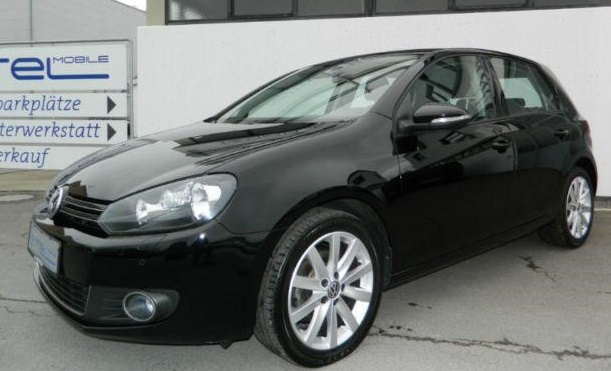 VOLKSWAGEN GOLF VI 1.6 TDI DPF Highline