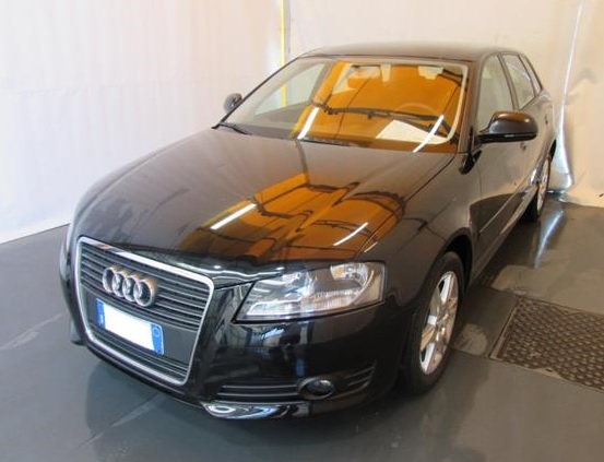 AUDI A3 2.0 TDI Attraction Sportback