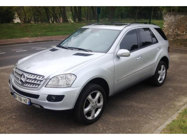 MERCEDES ML CLASS 280 CDI 7 GTronic