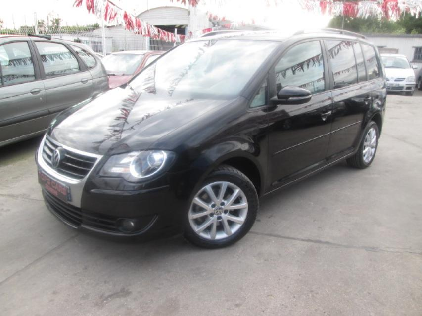 VOLKSWAGEN TOURAN 1.9 TDI 105 Freestyle