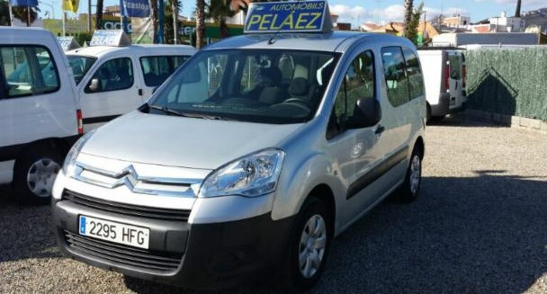 CITROEN BERLINGO 1.6 HDI Combi Multispace