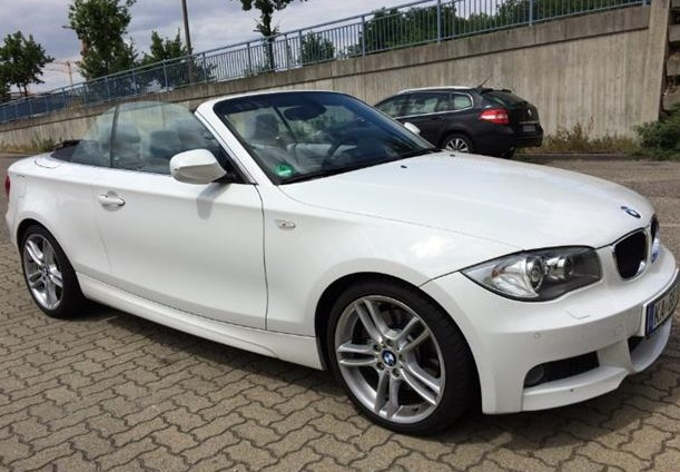 BMW 1 SERIES 123 Cabriolet