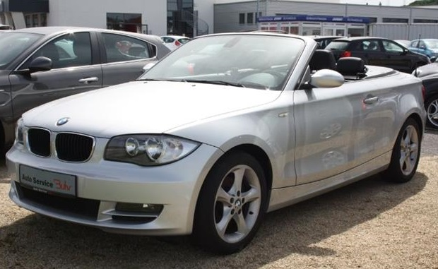 BMW 1 SERIES 120i Cabriolet