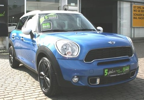 MINI COUNTRYMAN Cooper Countryman SD