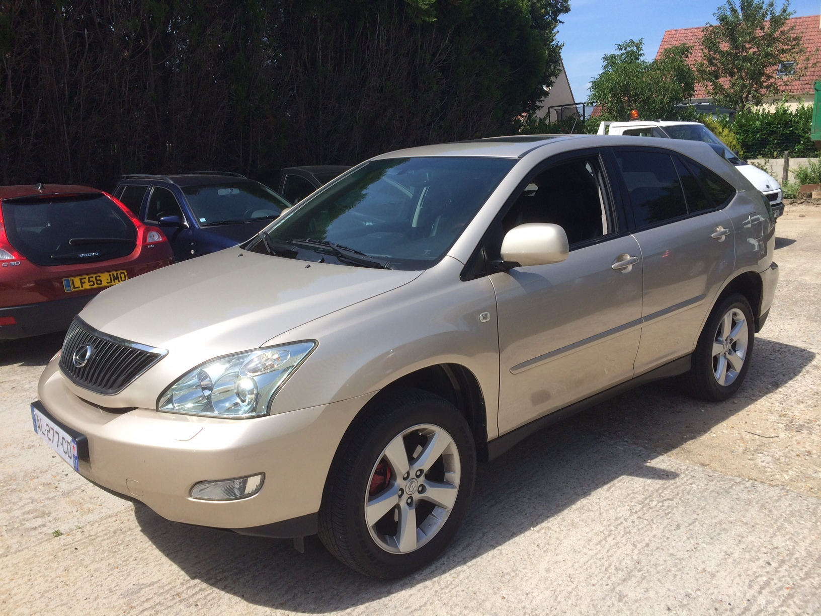 LEXUS RX 300 PRESIDENT FRENCH REGISTERED