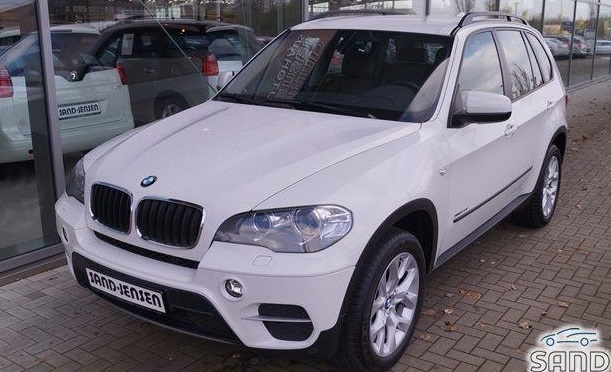 BMW X5 xDrive 3.0D Steptronic