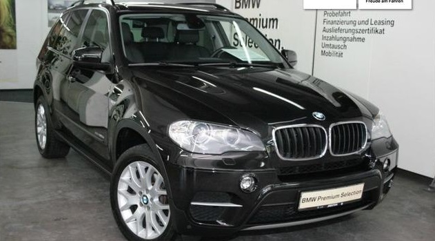 BMW X5 xDrive 3.0 Steptronic